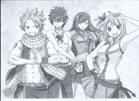 Fairy Tail by nogah