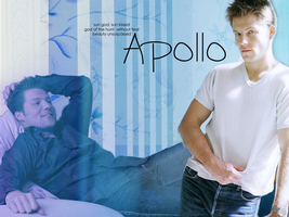 Apollo - Battlestar Galactica by fallenangelcrys