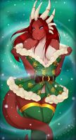 Christmas Cutie by Vexstacy