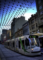 HDR Clean City Tram by WildWassa
