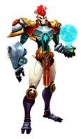 Wildstar Banner - Mechari by Lihony