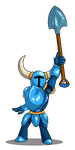 Shovel Knight by HitMeWithBrokenLeave