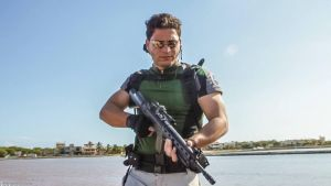 Chris Redfield Resident Evil 5 by CristEsp