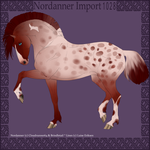 1028 Group Horse Import by Cloudrunner64