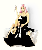 pink is the new black by nami64