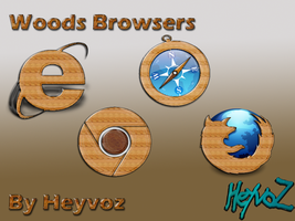 Woods Browsers by Heyvoz