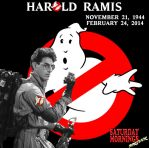 SATURDAY MORNINGS FOREVER REMEMBERS: HAROLD RAMIS by WOLVERINE25TH
