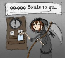 Collecting Souls by Katy133