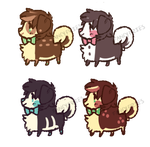 pups by fancyfries