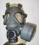 Finnish M61 mask, 3rd version by Firpo