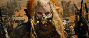 Mad Max Fury Road Immortan Joe by MALTIAN