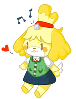 Isabelle by TinyWalrus