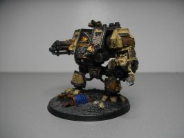 Venerable Dreadnought by TheWayOfTempest