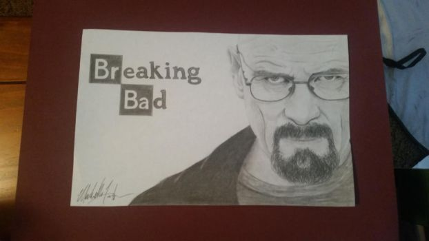 Breaking bad by MichelleZombie