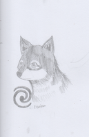 Lone Wolf Faolan by Gincario