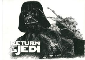 Return of the Jedi by John-Doe-7