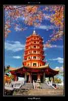 Watugong Temple Semarang by Pandowo014
