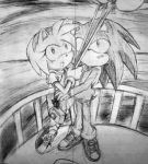 Day At the Cruise by QTStartheHedgehog