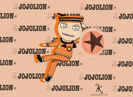 Jojolion Fan Art (AK Artstyle version) by AK32