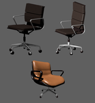 Office Chairs by elrunethe2nd