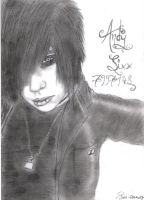 Andy Sixx by murder-day