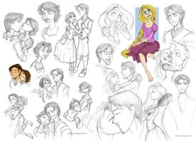 tangled 3 by Warwind