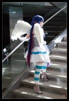Stocking - Stairway to Heaven by Kuragiman