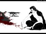 Bleach. Bloody sakura. by jen-and-kris