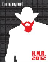 H.M.R. Teaser 4 - The Rat... by MBrazee
