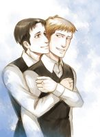 SNK -Jean and Marco by MaryIL