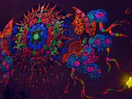psychedelic trippy by preritjain