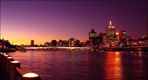 The Colours of Brisbane II by NyssaCreative