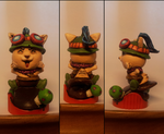Teemo the ultimate terror by Wanhus