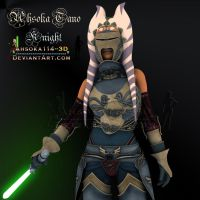 Ahsoka Tano__Knight by Ahsoka114