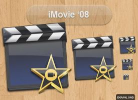 iMovie '08 icon by iTweek