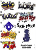 Logos Assorted by herms85
