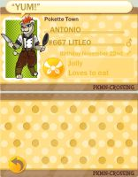 PKMC Application: Antonio by Illuminatii