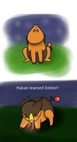 Hakan learned Ember! by JustACanadianGal