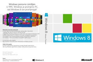 Windows 8 Release Preview DVD Cover (hr-HR) by Misaki2009