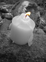 Candle by musicismylife2010