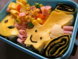 Smiley Bento by thaonguyenp27