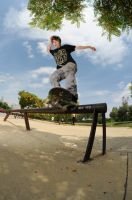 Ben Rowles , feeble by eddiethink
