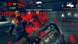 Dead Trigger 2: I Got Chainsaw by dogberman