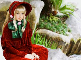 Shinku- Waterfall by HayleyElise