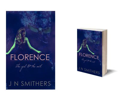 Florence Book Cover by ScarlettArcher
