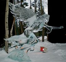 Guardian Angel by veritasBtold