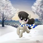 Do you want to build a snowman? by muffinexplosion