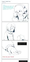 I Don't LOVE You (page 2) by narcyzus