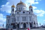 Christ the Savior Cathedral 1 by Panopticon-Stock