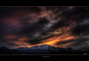 peak of fire by mwill8886
